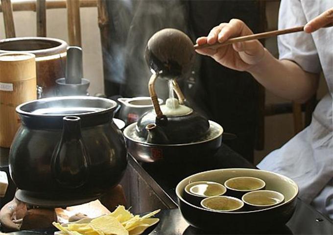 huong dan pha che thai nguyen ngon